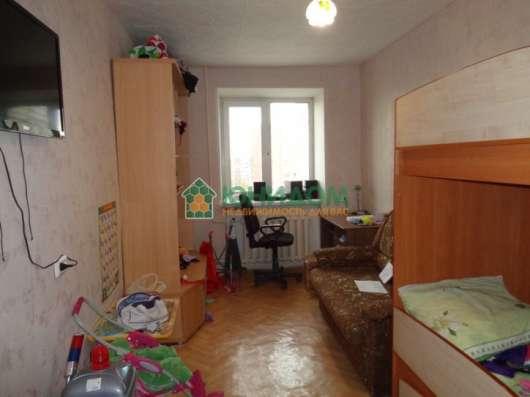 Продам 2 комнаты в 4х комнатной квартире