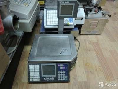 торговое оборудование Торговые весы в Приоритет в Екатеринбурге Фото 1