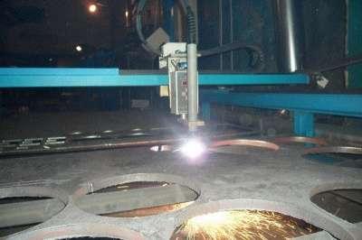 Оборудование для плазменной резки с ЧПУ