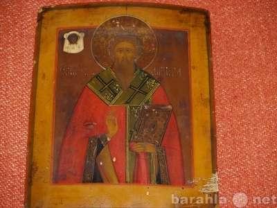 Икона Святого Священномученика Антипы в Санкт-Петербурге Фото 2