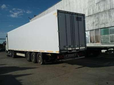 Кузова фургоны изотермические ремонт изготовление