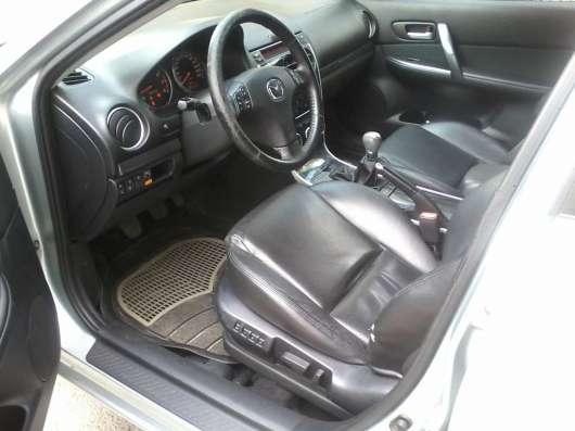Продажа авто, Mazda, 6, Механика с пробегом 190000 км, в Калининграде Фото 2