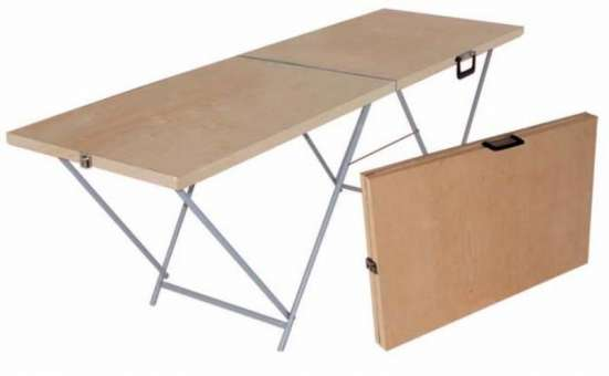 Столы раскладные для уличной торговли