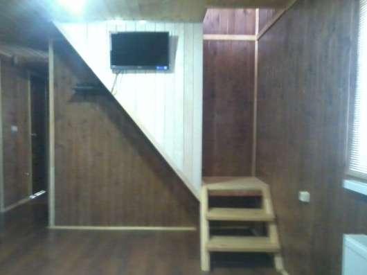 Гостевой дом с русской баней на берёзовых дровах