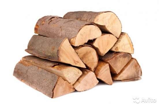 Сухие березовые дрова в Подольске
