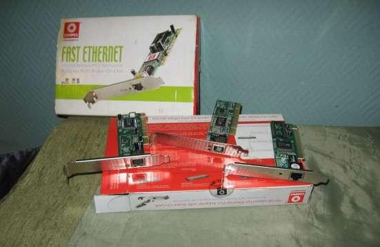 Compex и др. PCI сетевые карты для пк