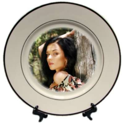 Изготавливаем тарелки с Вашим фото