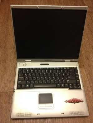 Ноутбук Samsung не рабочий