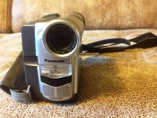 Видеокамера цифровая Panasonic mini DV в Нижнем Новгороде Фото 1