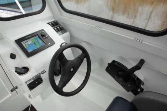 Продаем катер (лодку) Trident 720 CT Indigo в Ярославле Фото 2