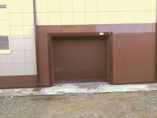 Автоматические ворота Hormann