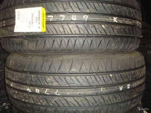 Новые Dunlop 255/60 R18 данлоп грандтрэк пт2