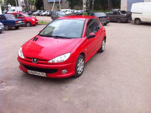 Продажа авто, Peugeot, 206, Автомат с пробегом 105000 км, в г.Вязьма Фото 1