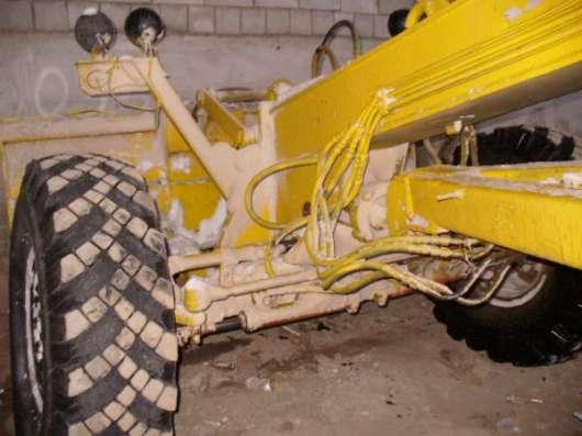 Автогрейдер ДЗ-122 б/у после предпродажной подготовки в Рыбинске Фото 1
