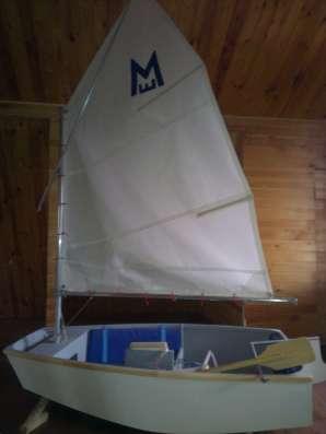 Яхта до 80 кг