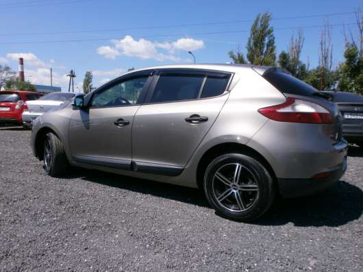Продажа авто, Renault, Megane, Механика с пробегом 117000 км, в Волжский Фото 4