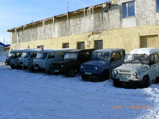 """Сервисный центр """"УАЗ"""" продает б/у автомобили после капитальн"""