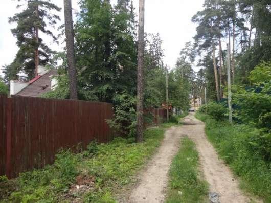 Участок ИЖС 8 соток Ярославское шоссе 12 км от МКАД в г. Пушкино Фото 2