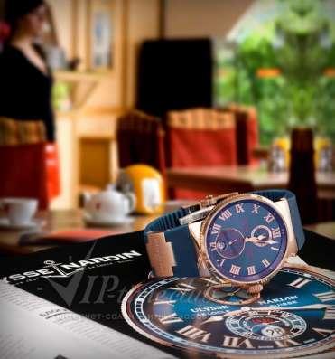 Оригинальные копии наручных часов Ulysse Nardin