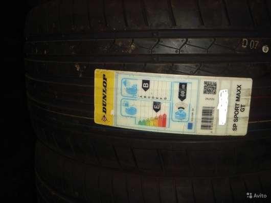 Новые Dunlop 235/35ZR19 Sport Maxx GT MFS XL 91Y