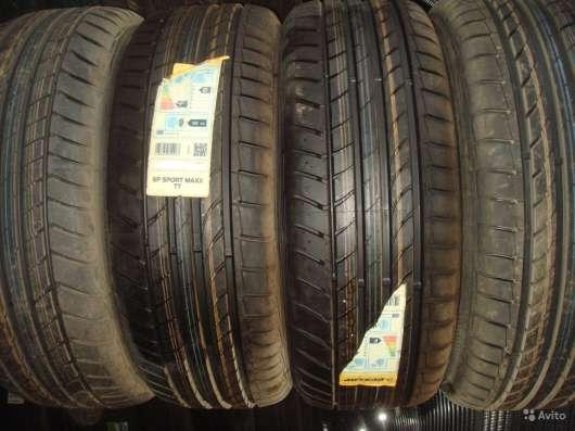 Новые ROF немецкие Dunlop 225/60 R17 макс тт