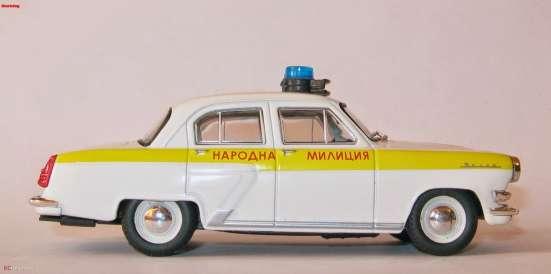 """полицейские машины мира №37 Газ-21 """"Волга"""" в Липецке Фото 5"""