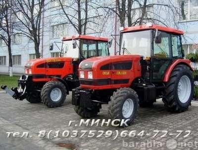 Низкопрофильный трактор МТЗ МТЗ-921 турбо