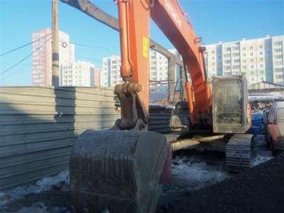экскаватор Hitachi ZX-200LC-3 в Челябинске Фото 2