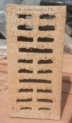 Агаповский кирпич, полуторный 125