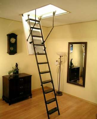 Чердачные лестницы oman в Волгограде Фото 4