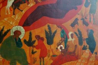 Икона Рождества Христова. 1970-е гг.