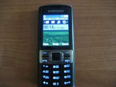 сотовый телефон Samsung GT-C3011 (Б/У)