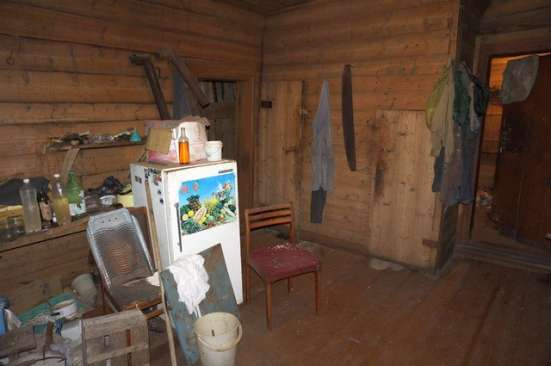 Бревенчатый дом в тихой деревне, в Ярославле Фото 2