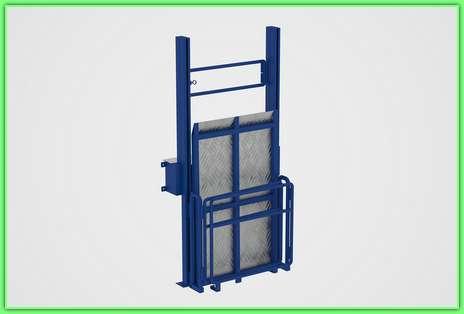 Вертикальный подъемник для инвалидов ПВИТ 2000Т