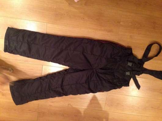 Продаю полицейский бушлат и зимние штаны новые
