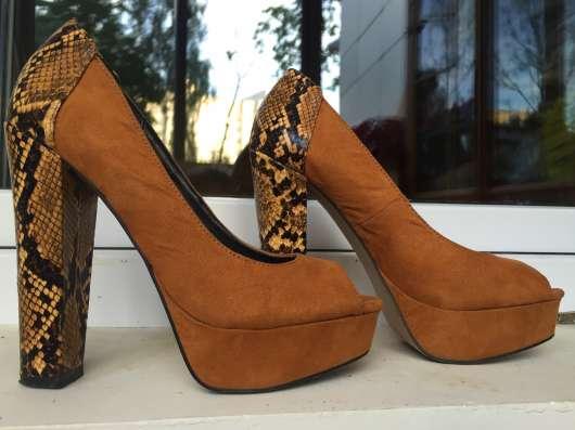 Туфли 36-35 размер