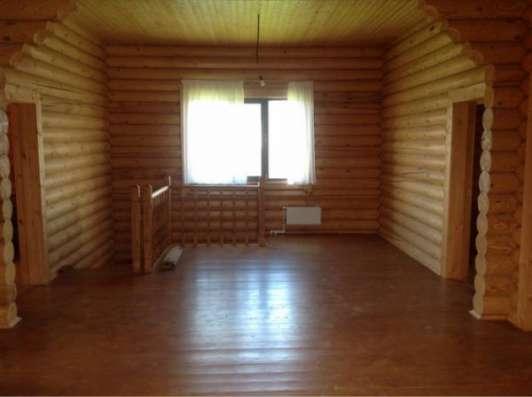 Продается жилой дом в с.Тропарево, Можайского р-на 110 км от МКАД по Минскому шоссе Фото 1