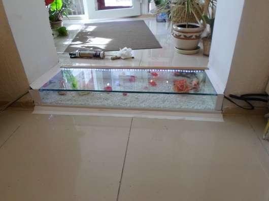 Полы из стекла в г. Караганда Фото 5