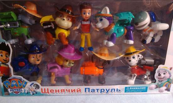 Гараж райдера Игрушки Щенячий патруль в Омске Фото 3