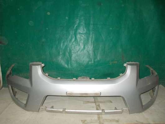 Передний бампер на Kia Sportage 2