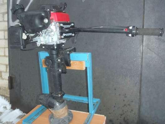 Подвесной водомётный лодочный мотор Кальмар-М