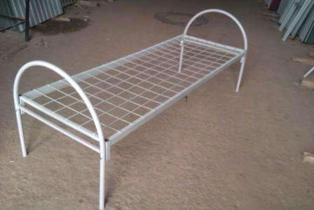 Кровати металлические эконом класса в г. Гай Фото 1