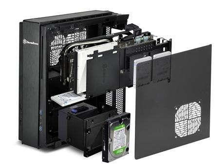 Игровой компьютер размером с приставку MC Mini Gamer I