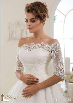 Пышное свадебное платье Elena Morar в Москве Фото 2