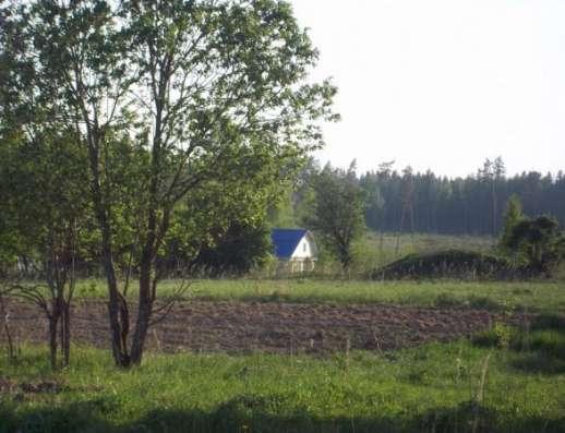 Продается земельный участок 10 соток под ЛПХ в д. Межутино, Можайский р-он, 143 км от МКАД по Минскому шоссе Фото 2