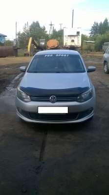 Авто Volkswagen POLO sedan