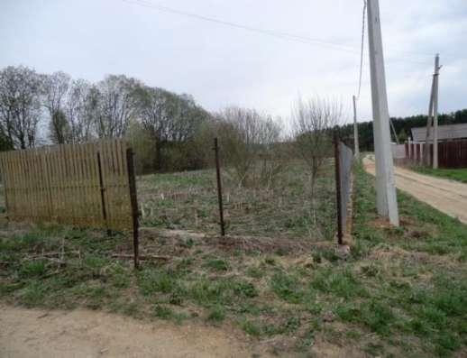 Продается земельный участок 21,5 соток под ЛПХ в деревне Мышкино (Можайское водохранилище)119 км от МКАД по Минскому Можайскому шоссе. Фото 2