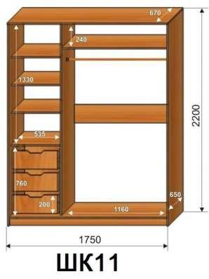 Кухни, шкафы купе, скинали,обеденные столы, новые в упаковке в г. Брест Фото 4