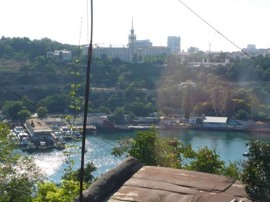 Продам дом с видом на Севастопольскую бухту
