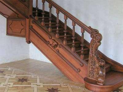 Красивые лестницы для дома и коттеджа Новая Лестница в Дмитрове Фото 4